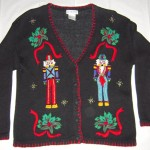 Holiday Nutcracker Sweater