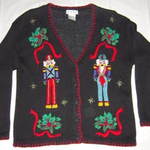 Holiday Nutcracker Sweater
