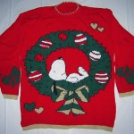 Holiday Snoopy Christmas Sweater