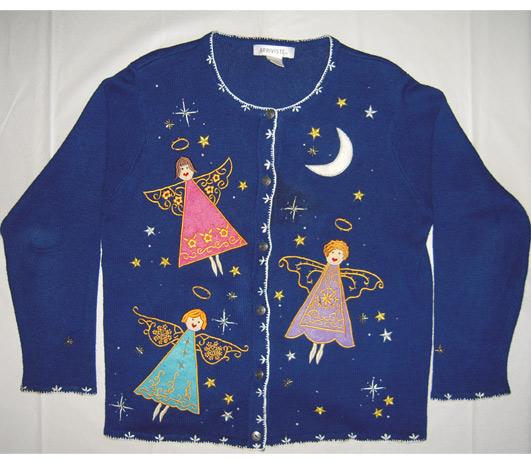 Twas The Night Before Christmas Sweater Original Navidad Sweaters