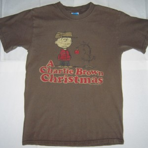 Charlie Brown Christmas Vintage T-Shirt