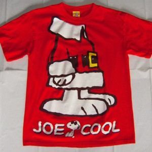 Holiday Snoopy Be Cool T-Shirt