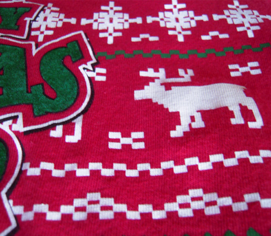 This is my christmas sweater