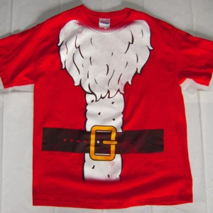 This Is My Santa Suit T-Shirt