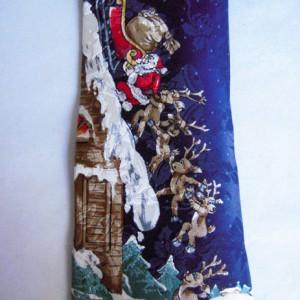 Reindeer Sleigh Roof Top Tie
