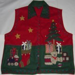 It's Christmas Time Vest